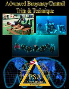 advanced buoyancy control manual