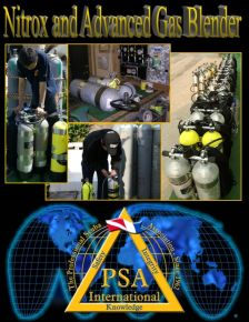 nitrox and advanced gas blender technician