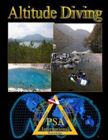 altitude diving manual