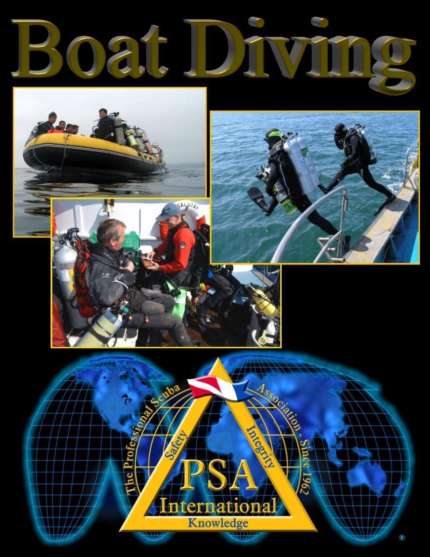 boat diving manual