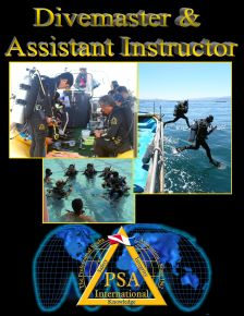 divemaster & assistant instructor manual