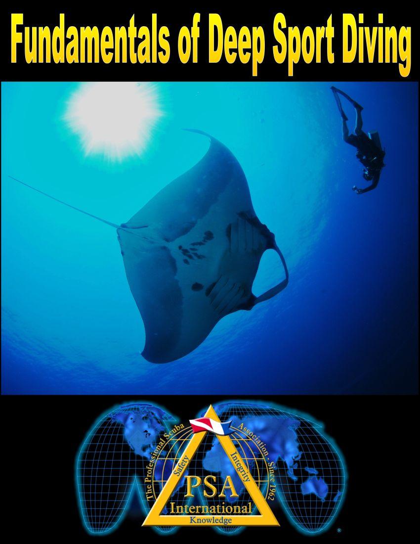 deep sport diving manual
