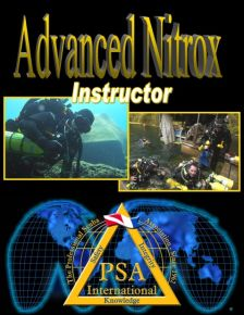 advanced nitrox instructor manual cover