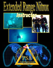 extended range nitrox instructor manual cover