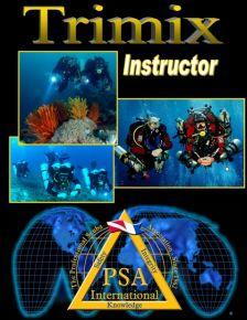 trimix instructor manual cover