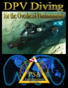 dpv diving for the overhead environment manual