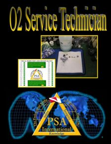 oxygen service technician manual