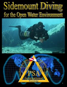 sidemount diving for the open water environment manual