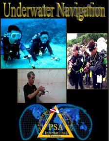 underwater navigation manual
