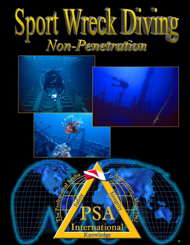 sport wreck diving manual