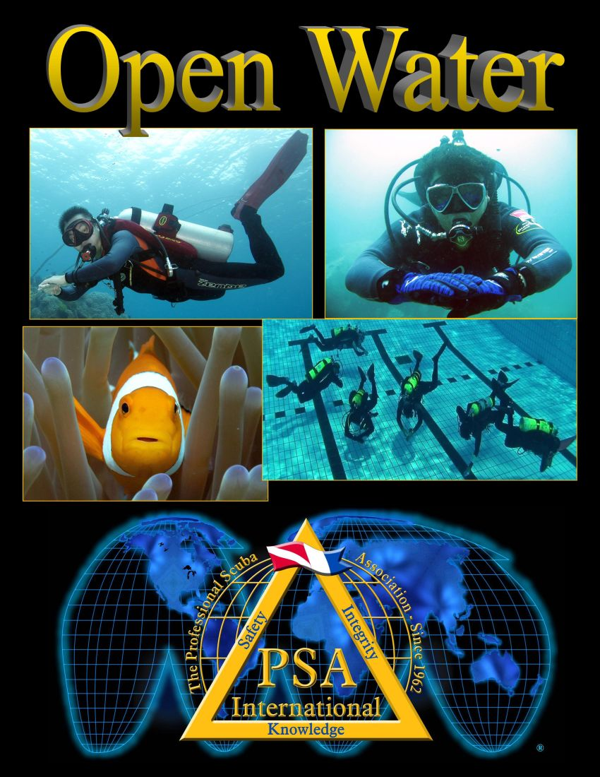 open water manual