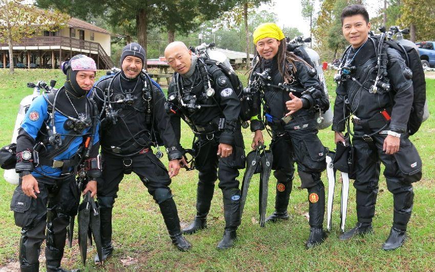 post dema dpv cave training