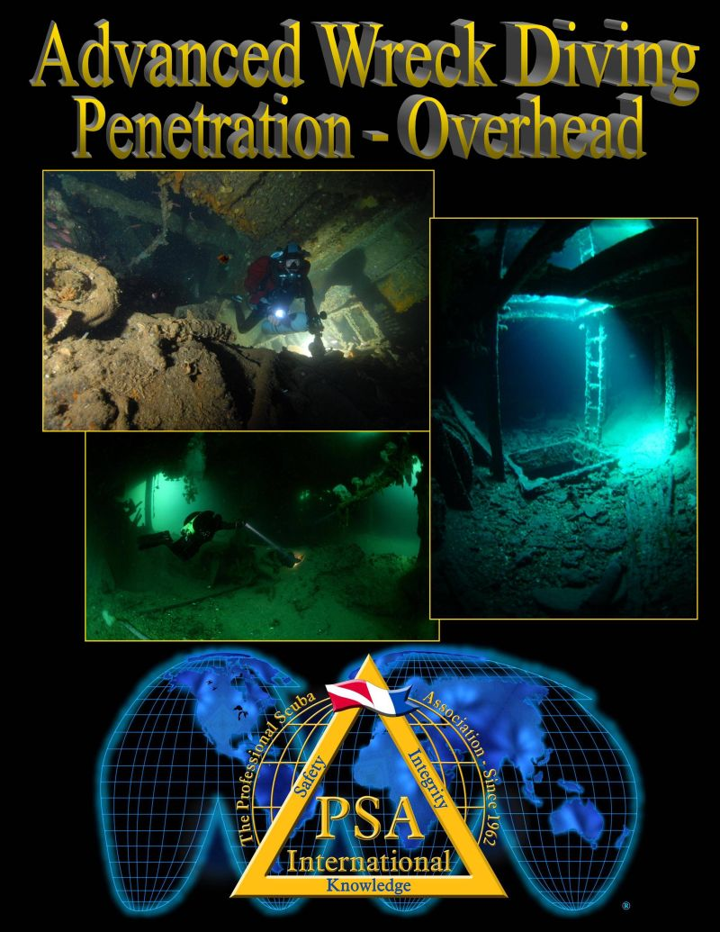 advanced wreck penetration overhead