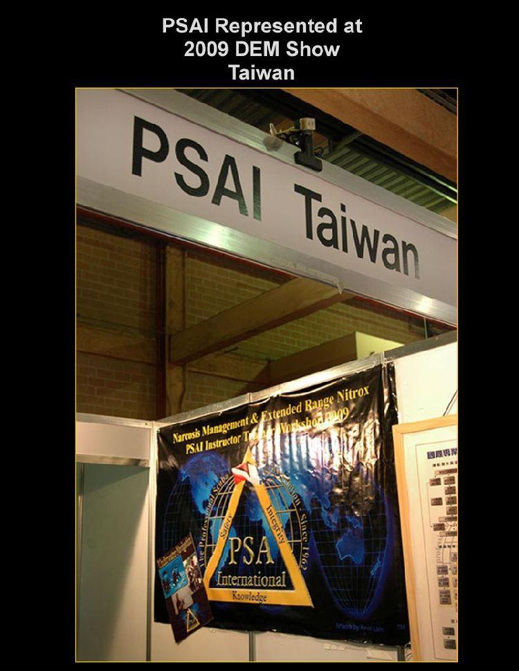 taiwan dem show