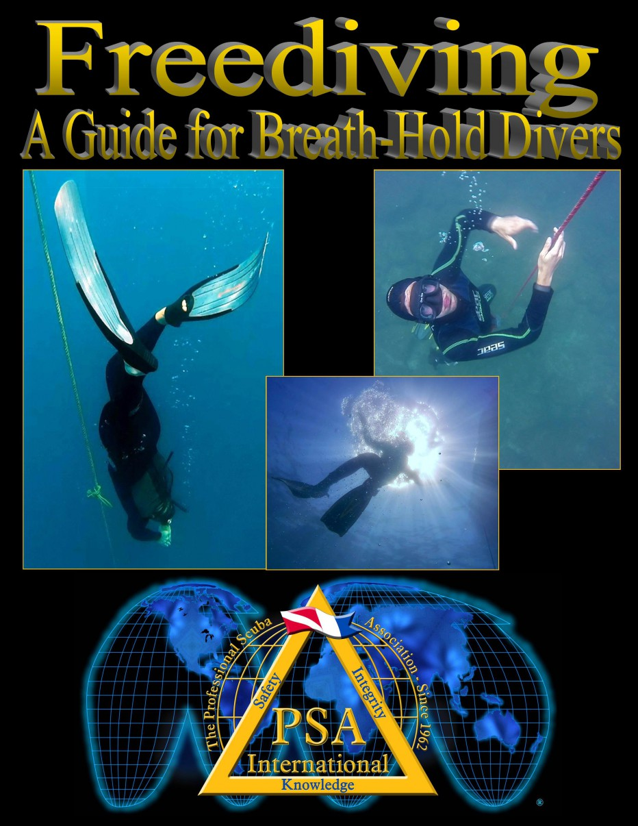 freediver manual