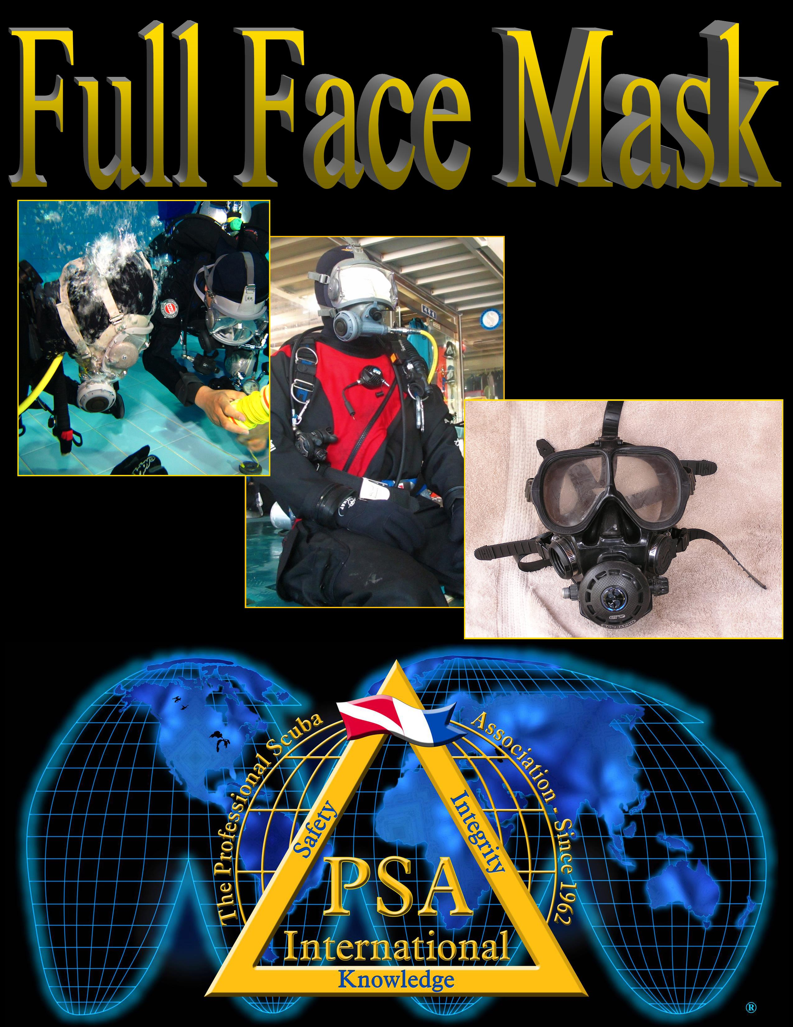 full face mask manual