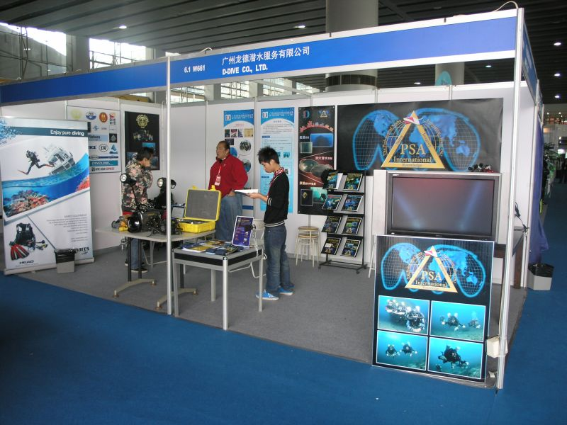 china international boat and dive show