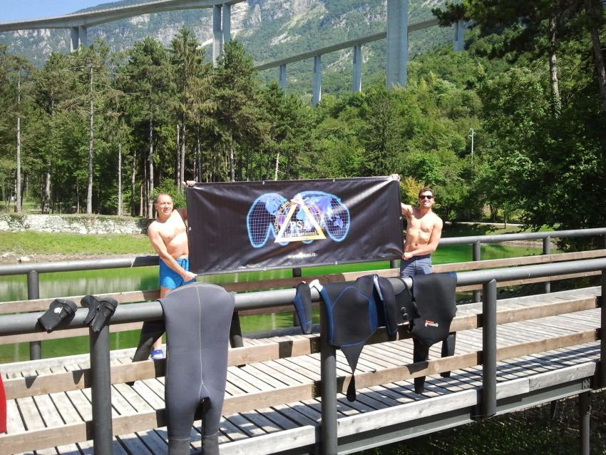 nonsoloacqua diving club in beluno