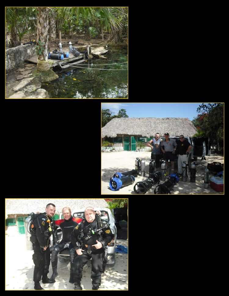 psai poland cave diving in mexico