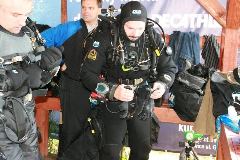 rebreather diver course in czestochowa