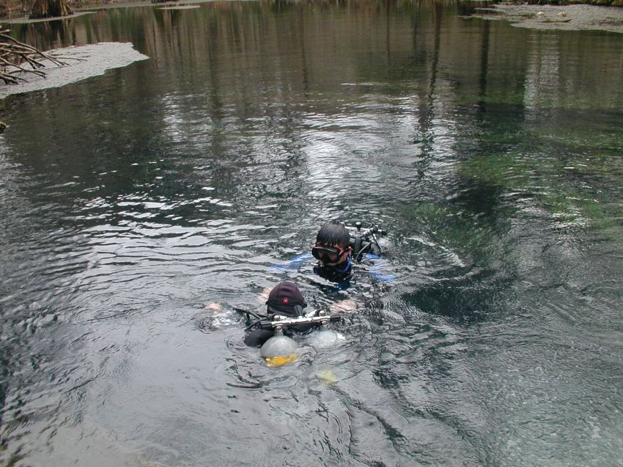 cave diving training in florida