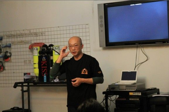 psai china instructor trainer workshop