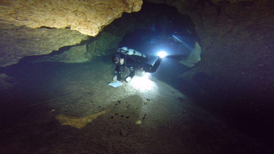 psai china cave survey and cartography