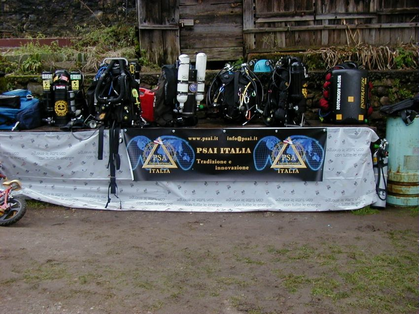 tech show at lake luongo