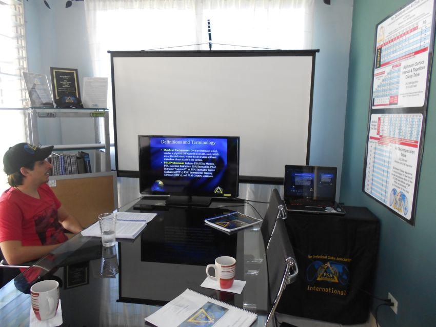 psai panama instructor trainer workshop