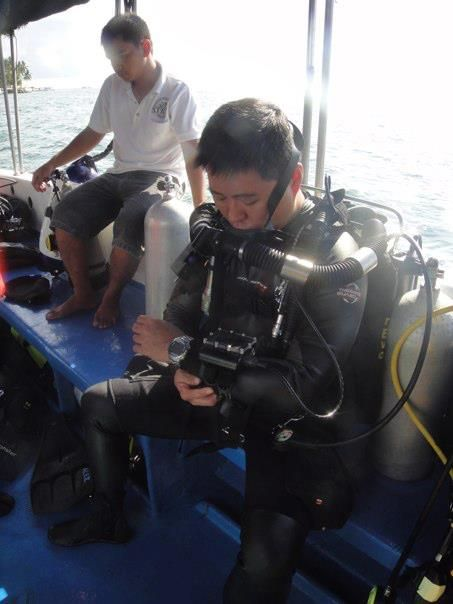 psai singapore and malaysia dives