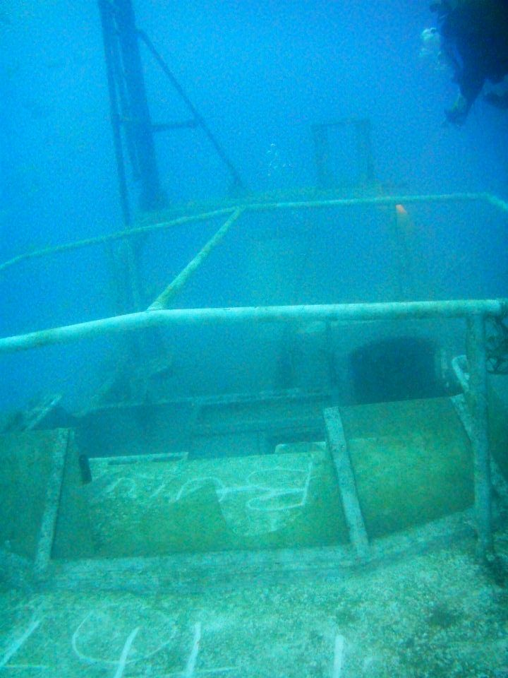 the km sipidan wreck