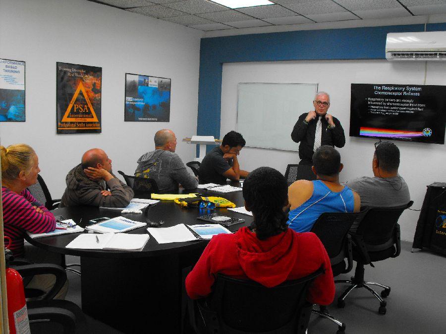 master class at psai academy