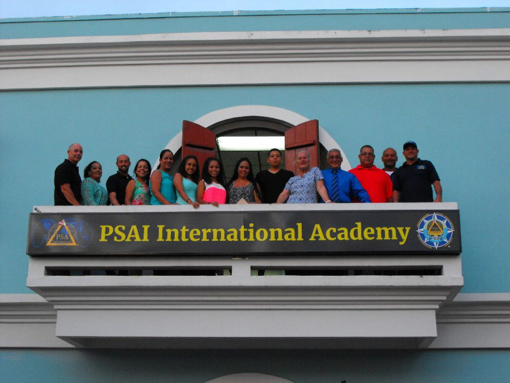 psai academy graduation