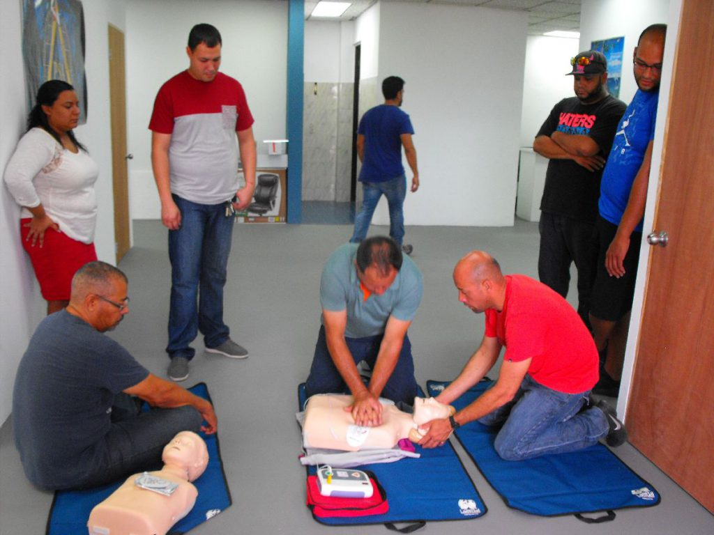 psai academy first aid and cpr