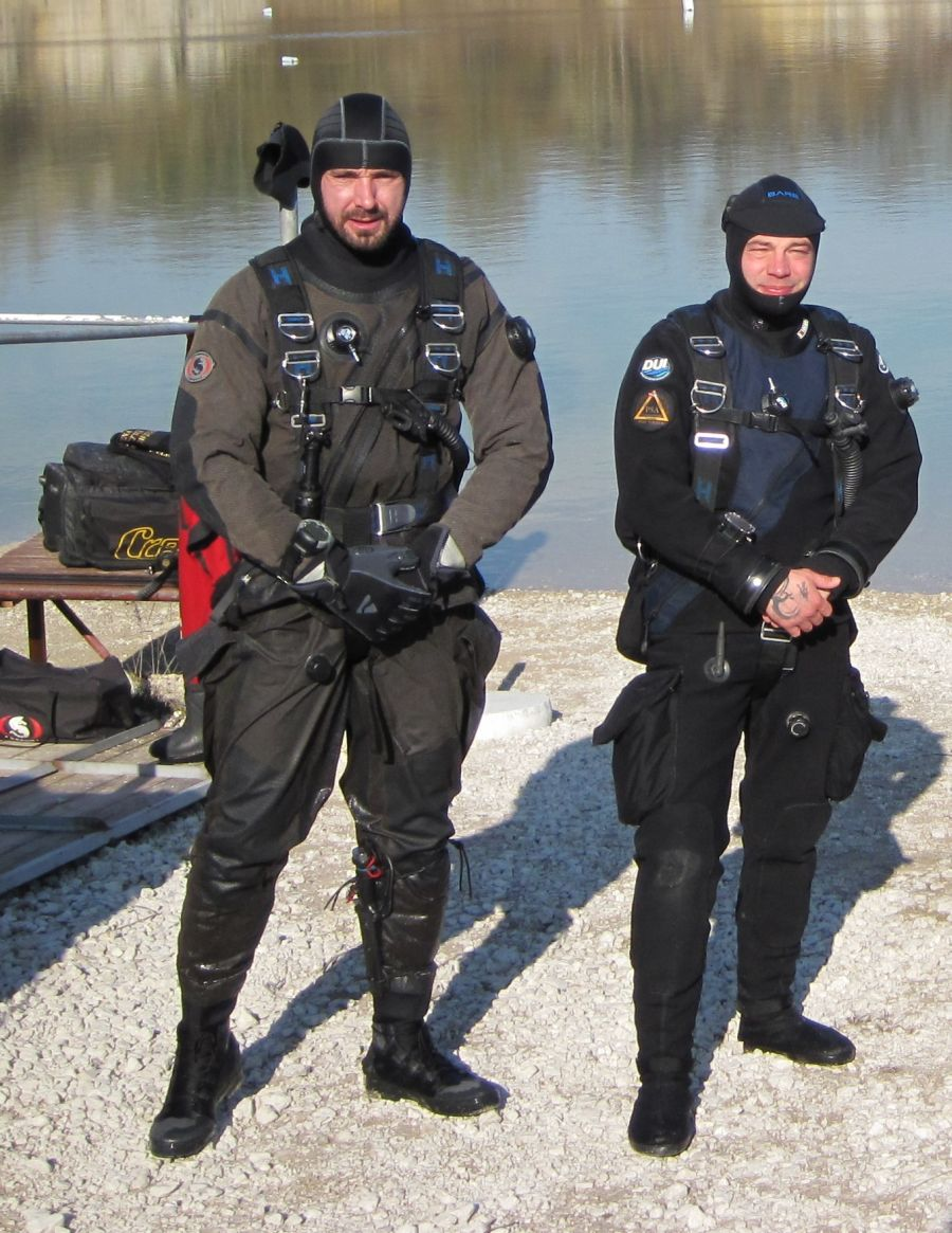 psai poland sidemount instructors