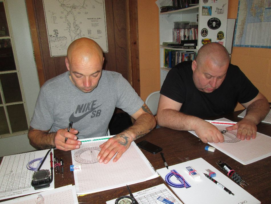 psai poland cave survey and cartography