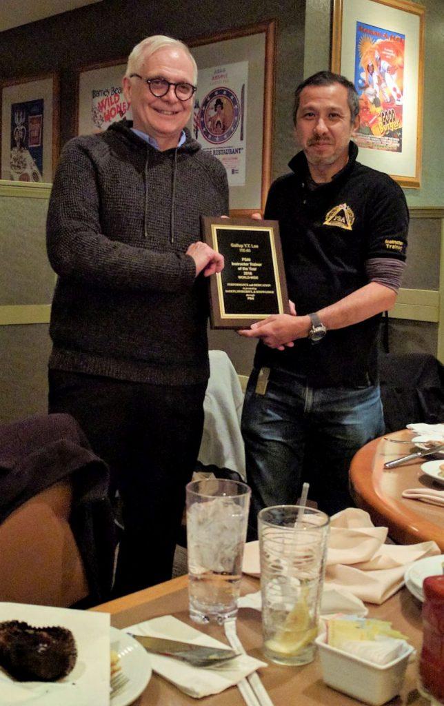 psai awards banquet 2016