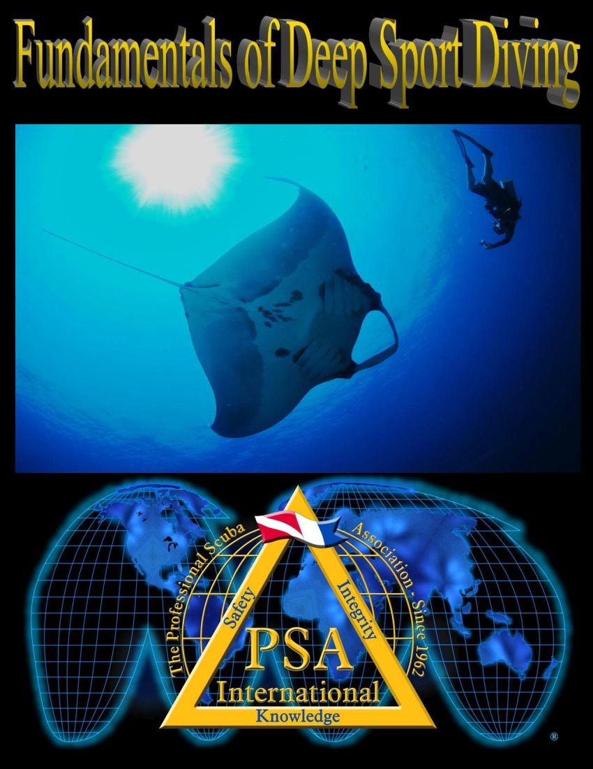 fundamentals of deep sport diving