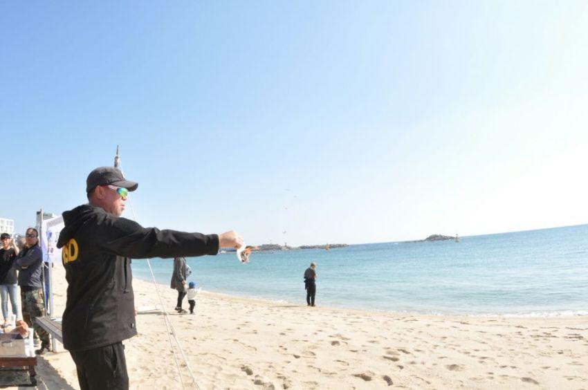 psai korea new year dive