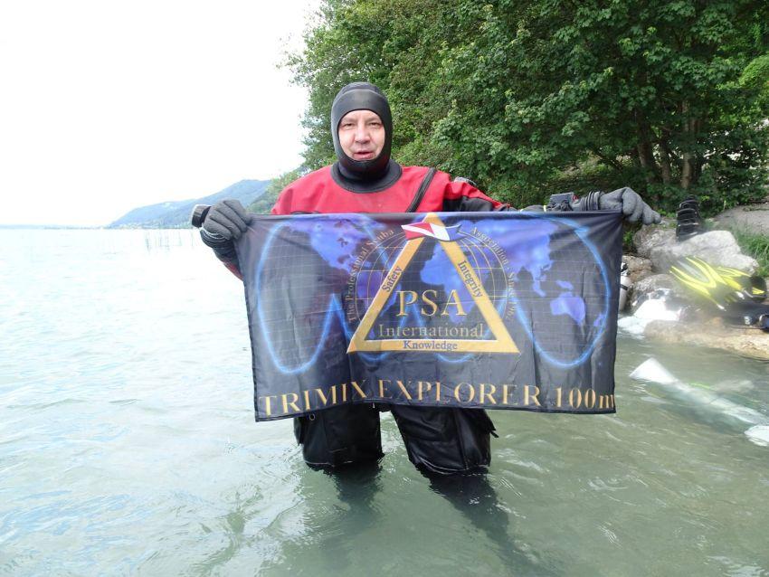 PSAI Poland Trimix Diver
