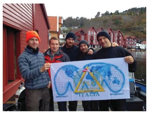 PSAI Italy Explorer Team