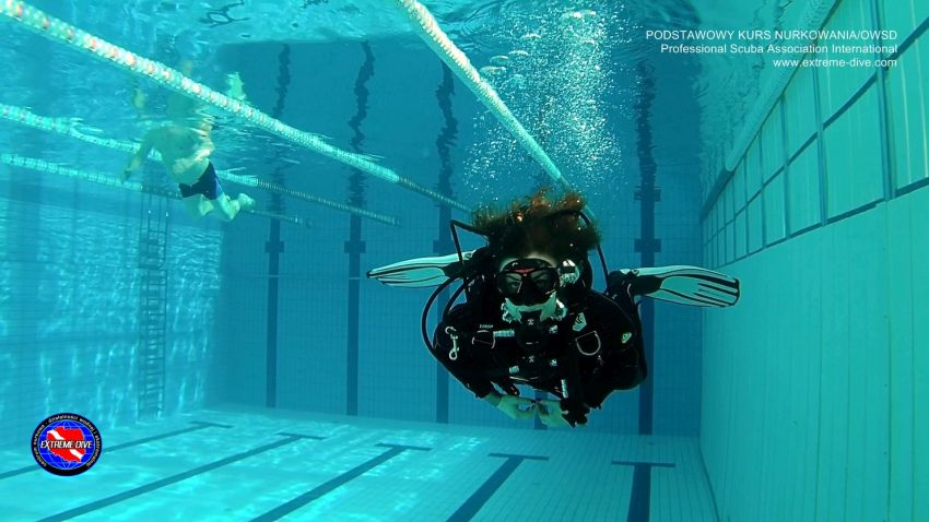 extreme dive open water