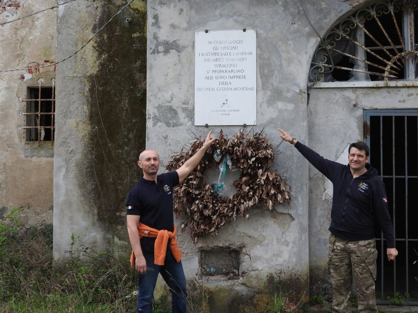 PSAI Italy Varignano Fortress