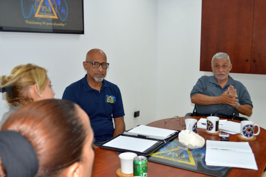 PSAI Academy Staff Development