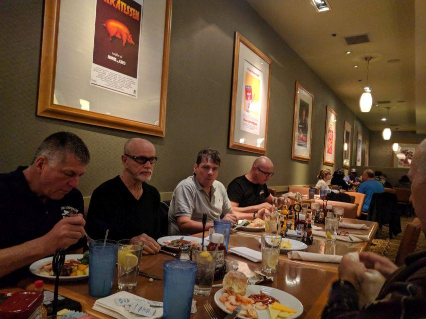 PSAI 2018 Banquet