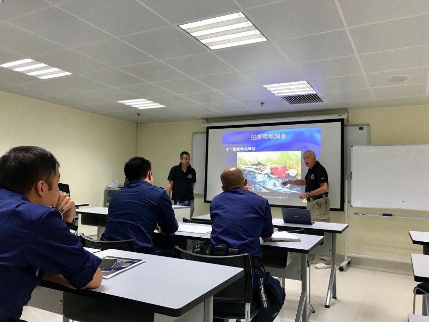 PSAI Macau Security Force Training