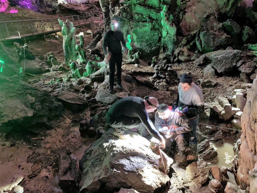 Georgia Cave Divers