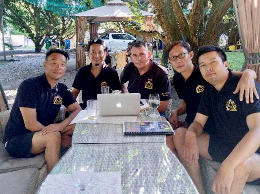 PSAI Philippines Narcosis Management Course